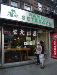 NYCにある日本人経営のラーメン屋